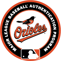 Team logo - Orioles