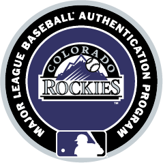 Team logo - rockies