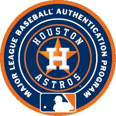 Team logo - Astros