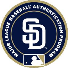 Team logo - Padres