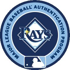 Team logo - Rays