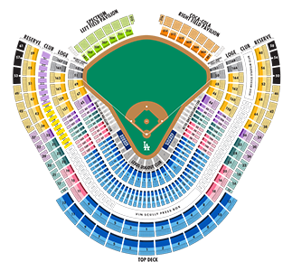 Dodgers Individual Ticket Pricing | Los Angeles Dodgers on